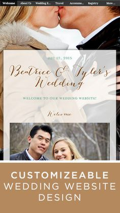 1000 images about wedding website designs on pinterest