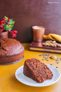 Banana Bread, Smoothie, Deserts, Sweets, Fine Dining, Kitchens, Smoothies, Postres, Dessert