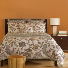 Ellery HomeStyles Vue Kashmir Bedding Set