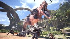 Monster Hunter: World made me a recluse happy to play with other people