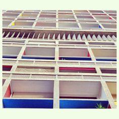 La Cité radieuse Le Corbusier, Marseille #instagram