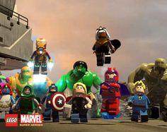 Lego Superheros and supervillains unite?!