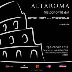 """ALTAROMA  -  THE LOOK OF THE YEAR - """"Fashion and Models"""""""