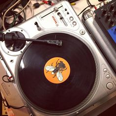 Latest pick-up..   #Vestax #PDX2000 #turntables #dj #Turntablism #Turntablist #scratchmy #Skratcher #SkratchLife #Music #vinyl #artofskratch #TXScratchleague #BattleAve #s31sessions #6thsencecrew by steezo http://ift.tt/1HNGVsC