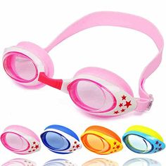 Cartoon child waterproof goggles antifog swimming goggles Po racing swimsuit  blue *** Continue to the product at the image link.Note:It is affiliate link to Amazon.