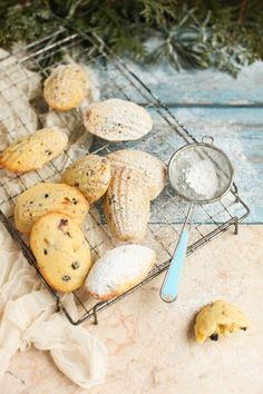 Ingenious Holiday Treat: Christmas Stollen Madeleines — Delicious Links | The Kitchn
