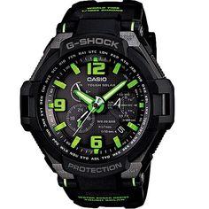 Casio G-Shock Gravity Defier Tough Solar Watch G-1400-1A3