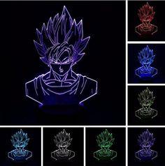 Led Night Lights Sensible Dragon Ball Broly 3d Visual Illusion Led Nightlight Rgb Color Changing Usb Dragon Ball Super Saiyan Action Figure Anime Dbz Toy Led Lamps