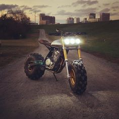 "4,108 Likes, 274 Comments - @classifiedmoto on Instagram: ""This thing. #rva"""
