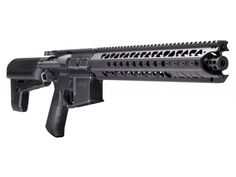 KRYTAC Pro Shop - Warsport LVOA-S Black - Licensed Guns - Airsoft Guns
