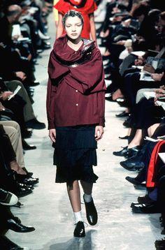 Junya Watanabe S/S 1999 via forums.thefashionspot.com