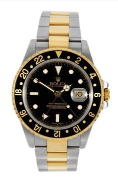 Rolex Two-Tone GMT Master II
