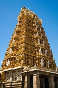 Temple of Nanjangud, Mysore, India