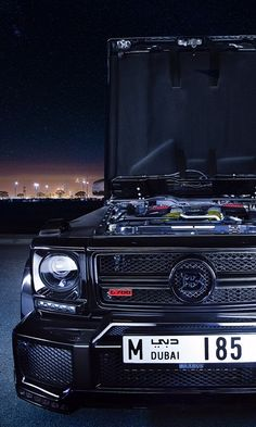 Mercedes G700 Brabus