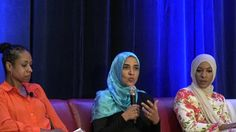 Panel Discussion with  top Muslim women in ISNA Convention 2016