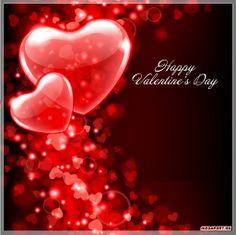 Happy Valentine's Day! Beautiful hearts