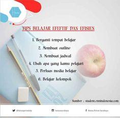Tips Belajar yang Efektif dan Efisien   Hexxa Privat Surabaya