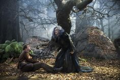 Watch the first trailer for Into The Woods