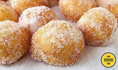 Checkout the best Frittelle recipe on the net! Once you try this delicious Italian goodness, you will want to make much more!