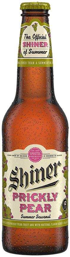Shiner Prickly Pear Review by Spoetzl Brewery #beer #brewing