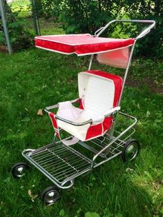 Vintage 1960s Cosco Stroller
