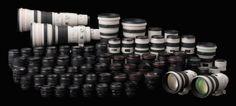 Drool!!! Complete Canon Lens List