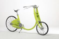 Shoppy Bike, Concept: Michele Lazzaro, Design: Rudy Hoffmann