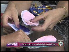 Artesã Leia Lima ensina a fazer lembrancinha de Páscoa (19/03)