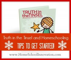 """""""As homeschoolers we are lucky to be able to adjust our schedules and routines in order to fit our needs. Every holiday season I do just that! I make adjustments to our regular routine so we can truly enjoy every holiday, make new memories as well as follow some of our older traditions."""" from homeschoolinnovation.com"""