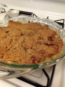 Paleo Apple Crisp and 20 Paleo Dessert Recipes - MyNaturalFamily.com #paleo #dessert #recipes