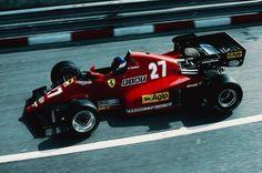 Ferrari - Patrick Tambay