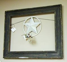 ohhhh....the things you can do with frames! simplyyours | Home Decor