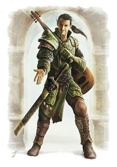 Bard class - Dungeons and Dragons forum.net
