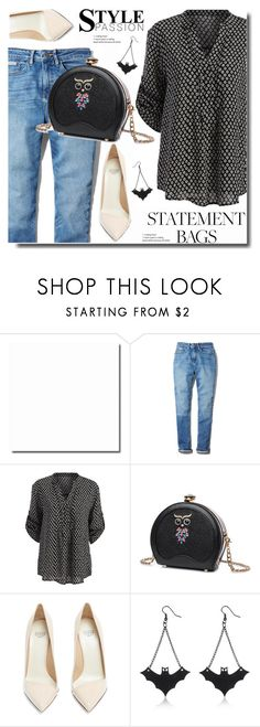 """""""Simple style"""" by soks ❤ liked on Polyvore featuring Calvin Klein, Francesco Russo, simple, look and polyvoreeditorial"""