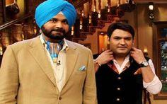 Navjot Singh Sidhu leaves 'The kapil Sharma Show'