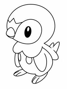 pokemon is a very good and interesting coloring page
