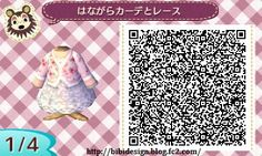 my name is claudia and you can find qr codes for animal crossing here! I also post non qr code related stuff so if you're only here for the qr codes please just blacklist my personal tag. Animal Crossing Qr Codes Clothes, Animal Crossing Game, Fairytail, Ibuki Mioda, Motif Acnl, Ac New Leaf, Happy Home Designer, Like Animals, Baby Animals