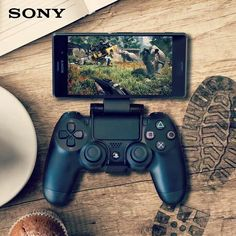 Far Cry remote play with the PS4 and Xperia Z3.