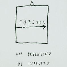 Un quadretto di infinito.  By Millacadi