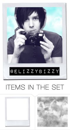 """icon for myself!!"" by elizzybizzy ❤ liked on Polyvore featuring art"