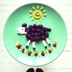 breakfast creative food | Instagram Breakfast – 22 creative Food Art by Idafrosk | Ufunk.net