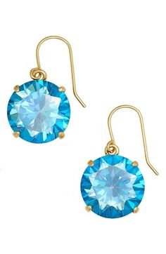 kate spade new york 'shine on' drop earrings available at #Nordstrom