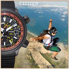 Citizen Altichron. SKY is the LIMIT! #citizen #altichron Seiko, Casio, Citizen