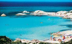 Kavourotripes beach in Hersoniso Halkidiki- Greece