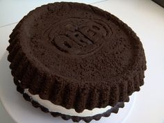 ▶ OREO MAXI GALLETA ! COMO HACERLA - YouTube