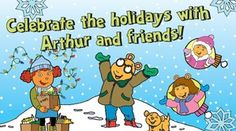 Holiday Games | PBS KIDS  |  Celebrate the holidays Elwood City style!
