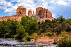 Cathedral Rock Photograph by Fred Larson
