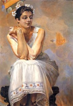 Questioning the Oracle: Jacek Malczewski's Pythia series and World War One Mark Rothko, Art Database, National Museum, Art Techniques, Art Tutorials, Vintage Posters, Vintage Art, Great Artists, Female Art