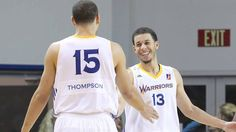 Santa Cruz Splash Brothers: Seth Curry & Mychel Thompson