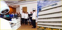 Revista El Cañero: Presidente Medina asiste apertura unidad Radiotera...